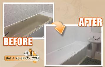 Bathroom refinishing cost